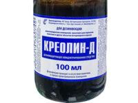 лечение экземы креолином